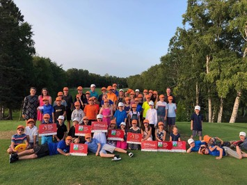 Le programme de golf junior 2019